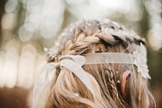 Swoonworthy Braided Wedding Hairstyles With Regard To Lovely Waterfall Braid Wedding Hair Fg8