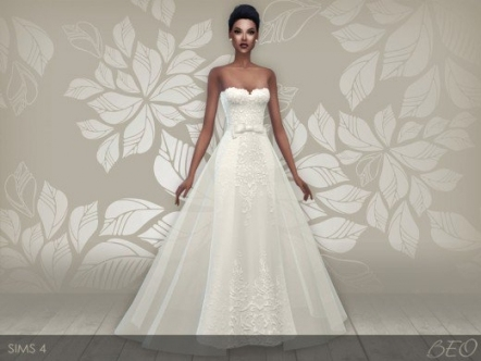 The Best Free Custom Content Sites For The Sims 4 | Levelskip Pertaining To Sims 3 Wedding Hair