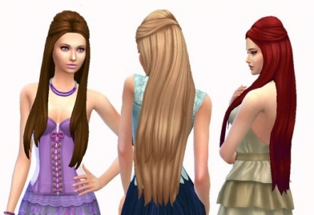 The Best Free Custom Content Sites For The Sims 4 | Levelskip Within New Sims 3 Wedding Hair Klp8
