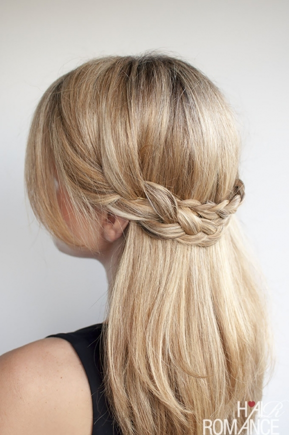 Top 5 Hairstyle Tutorials For Wedding Guests   Hair Romance Inside Best Of Hair For A Wedding Guest Sf8