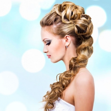 Unique Wedding Hairstyles For Short, Long And Sexy Hair Regarding New Sexy Wedding Hair Klp8
