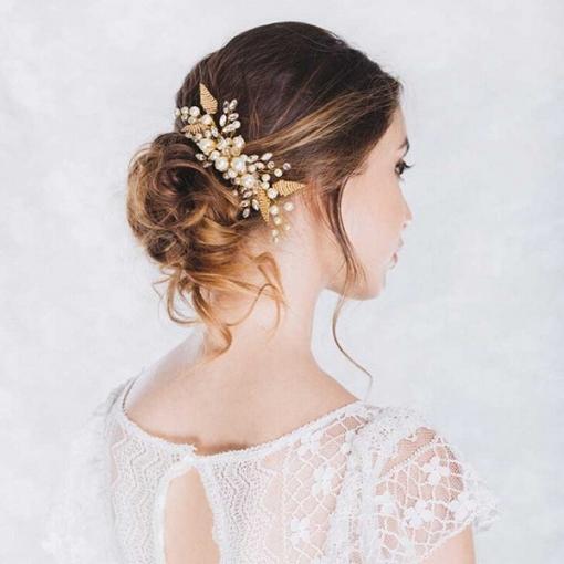 Useful Tips For Choosing Bridal Hair Accessories For A Perfect For New Wedding Hair Clips And Combs Ty4