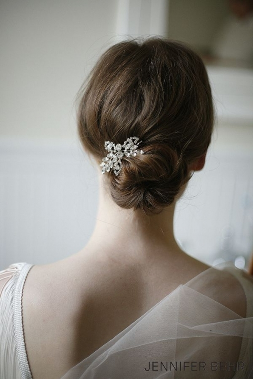 Wedding Accessories 20 Charming Bridal Headpieces To Match With Your Inside Elegant Wedding Hair