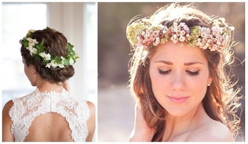 Wedding Hair Accessories – Passion For Flowers Within Elegant Vintage Wedding Hair Piece Dt3