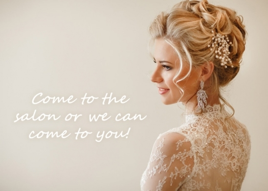 Wedding Hair And Makeup   Hottie Hair Salon & Hair Extensions Las Vegas In Wedding Hair Pics