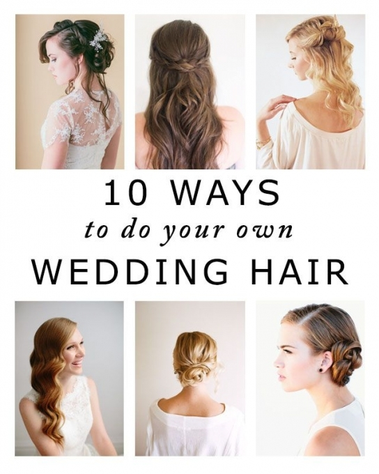New Do It Yourself Wedding Hair klp8
