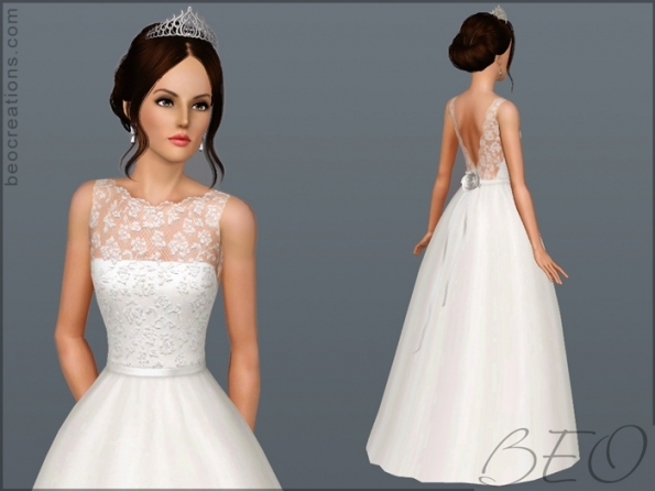 Wedding Hair The Sims 3 | Top Hairstyles inside New Sims 3 Wedding Hair klp8