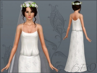 Wedding Hair The Sims 3 | Top Hairstyles With Regard To Sims 3 Wedding Hair