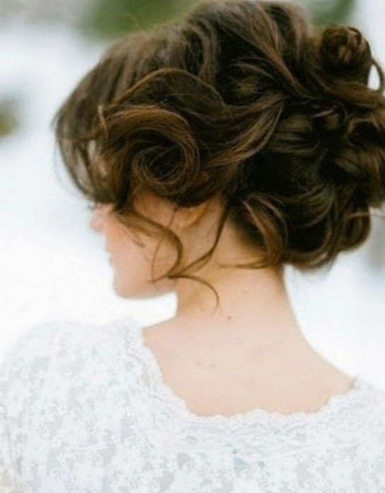 Wedding Hairstyle For Medium Hair For Wedding Hair For Medium Hair