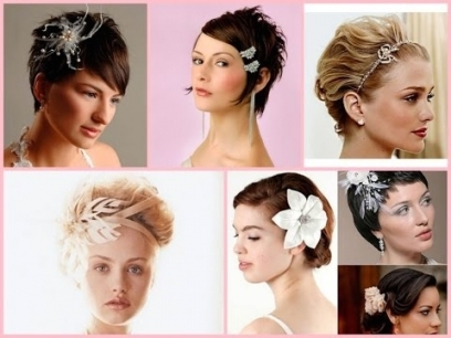 Wedding Hairstyle For Short Hair   30 Best Ideas   Youtube Pertaining To Short Hair Styles For Wedding