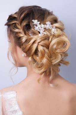 Wedding Hairstyles, Egham Hair Salon, Hairs J Forbes With Regard To Inspirational Wedding Hair Pics Fg8