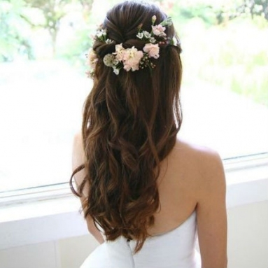 Wedding Hairstyles For Different Hair Lengths | Finder.au With Inspirational Wedding Hair Pics Fg8