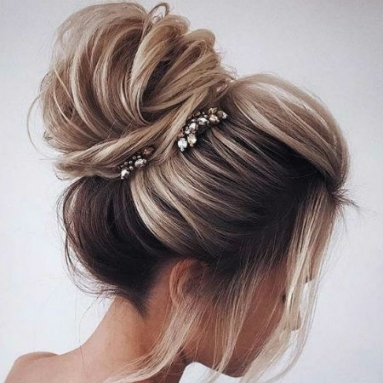 Wedding Hairstyles For Different Hair Lengths | Finder.au With Regard To Inspirational Wedding Hair Pics Fg8
