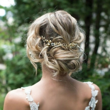 Wedding Hairstyles For Different Hair Lengths | Finder.au with Wedding Hair Pics