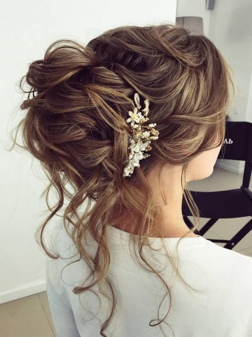 Wedding Hairstyles : Half Updo, Braids, Chongos Updo Wedding For Half Updos For Long Hair Wedding