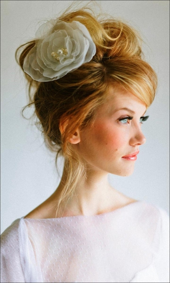 Wedding Hairstyles Wedding Guest Updos For Medium Length Hair ~ Best in Best of Hair For A Wedding Guest sf8