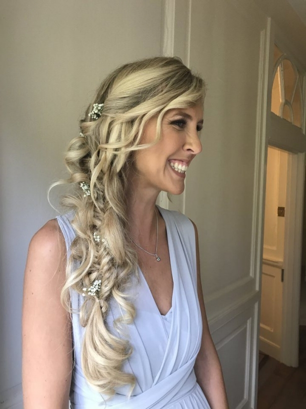 Weddings | Tracy Pallari | Professional Hair & Makeup Artist Intended For Best Of Hair For Weddings Klp8