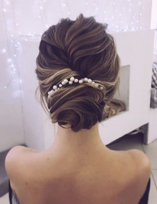145 Sensational Wedding Hairstyles That You Are Going To Fall For Inside Wedding Hairdos For Medium Hair