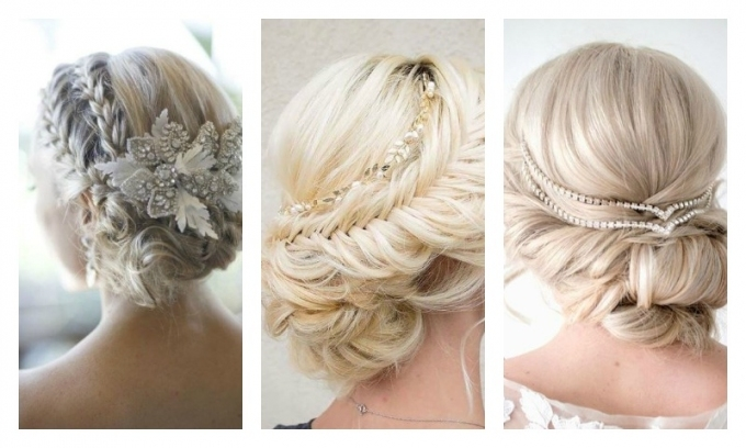 Best of Wedding Updos For Shoulder Length Hair sf8
