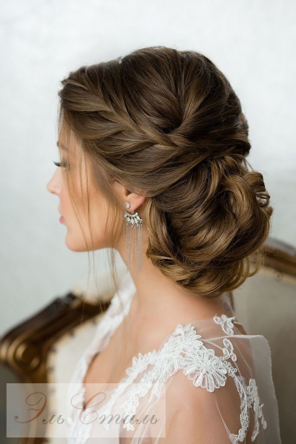 25 Drop Dead Bridal Updo Hairstyles Ideas For Any Wedding Venues In With Regard To Wedding Hair Up Do