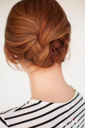 25 Easy Wedding Hairstyles You Can Diy | Bridalguide with regard to Long Hair Styles For Weddings