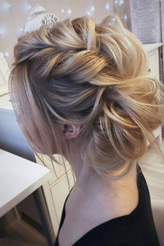 27 Chic Updos For Medium Hair | • Prom Hair ((Medium Length with regard to Wedding Updos For Shoulder Length Hair