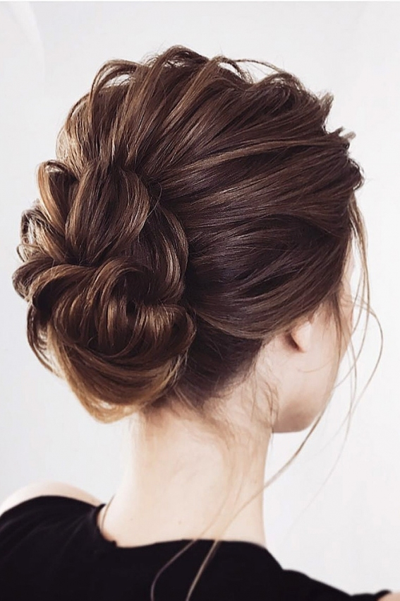 30 Wedding Updos For Short Hair – My Stylish Zoo With Wedding Updo For Short Hair