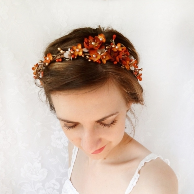 Unique Fall Wedding Hair kls7