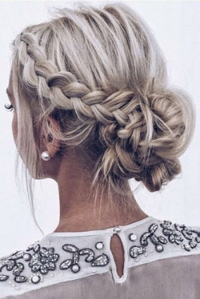 33 Wedding Updos For Short Hair | Page 6 Of 12 | Wedding Forward with regard to Wedding Updo For Short Hair