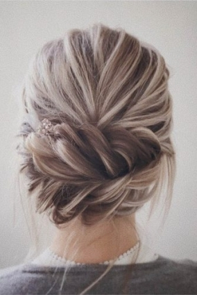 39 Braided Wedding Hair Ideas You Will Love   Page 2 Of 8   Wedding Intended For Inspirational Wedding Hair Up Do Sf8
