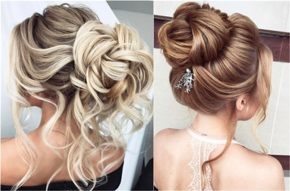 40 Best Wedding Hairstyles For Long Hair | Deer Pearl Flowers Throughout Unique Long Hair Styles For Weddings Kc3