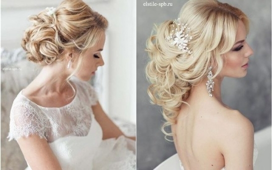 45 Most Romantic Wedding Hairstyles For Long Hair | | Hi Miss Puff In Long Hair Styles For Weddings