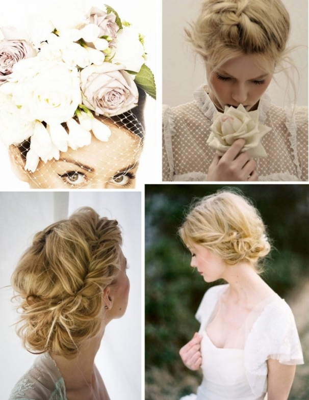 Luxury Simple Wedding Hair Styles sf8