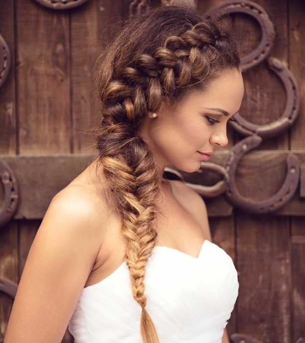 50 Bridal Styles For Long Hair! with Unique Long Hair Styles For Weddings kc3