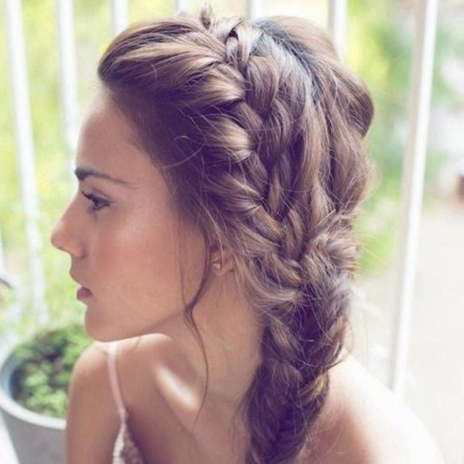 50 Hairstyles For Bridesmaids: Wedding Inspiration for Long Hair Styles For Weddings