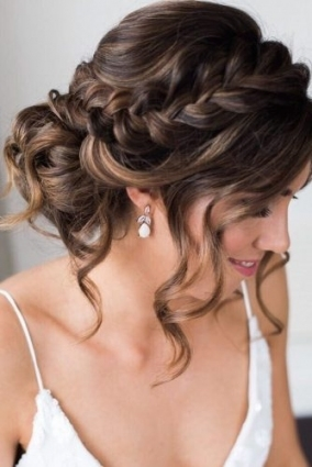 72 Best Wedding Hairstyles For Long Hair 2018 | Wedding Forward For Long Hair Styles For Weddings