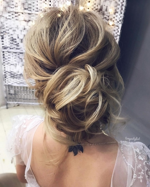 79 Beautiful Bridal Updos Wedding Hairstyles For A Romantic Bridal inside Updo Wedding Hair