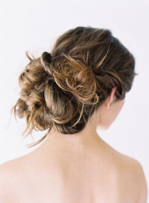 A Tutorial On Long Hair Wedding Hair Updos   Once Wed Throughout Unique Long Hair Styles For Weddings Kc3