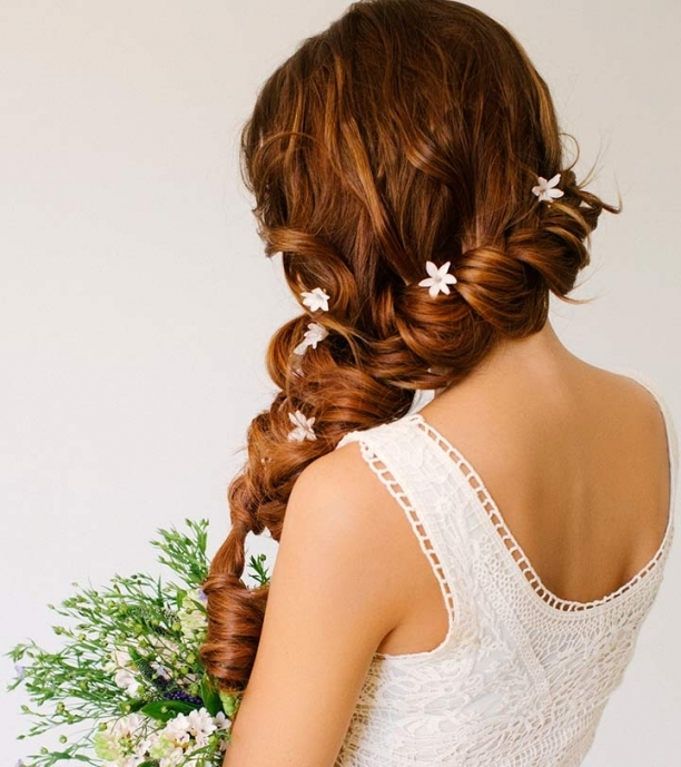 Best Indian Wedding Hairstyles For Christian Brides   Our Top 11 Pertaining To Unique Long Hair Styles For Weddings Kc3