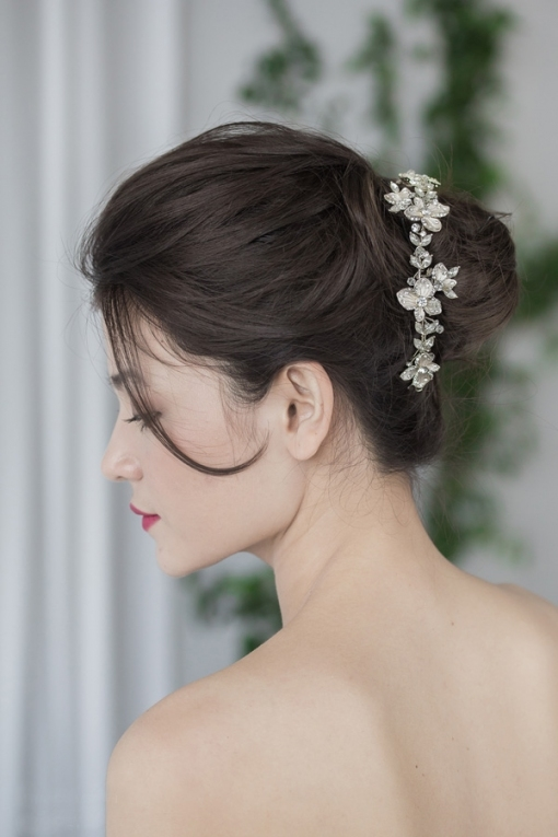 Awesome Cheap Hair Accessories For Wedding fg8