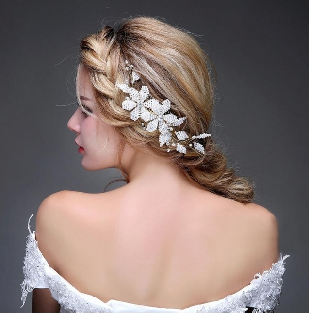 Bridesmaid Hair Jewelry / Best Deals With Hair Jewelry Wedding