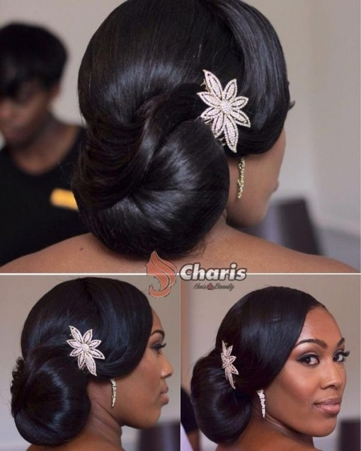 Inspirational Wedding Hairstyles Black Hair sf8