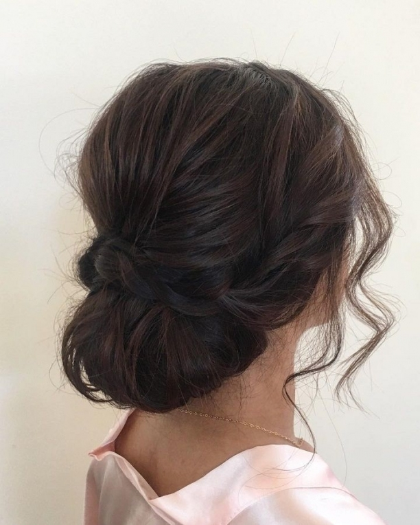 Drop Dead Gorgeous Loose Updo Hairstyle | Dressed | Pinterest Inside Inspirational Wedding Hair Up Do Sf8