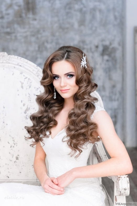 Gorgeous Wedding Hairstyles And Makeup Ideas   Belle The Magazine Within Wedding Hair Makeup