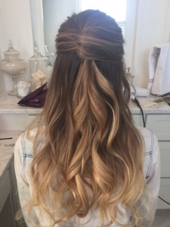 Gorgeous Wedding Hairstyles For Long Hair | Tania Maras pertaining to Long Hair Styles For Weddings