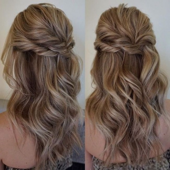 Gorgeous Wedding Hairstyles For Long Hair | Tania Maras within Long Hair Styles For Weddings