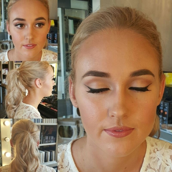 Hair & Makeup Salon Perth - Expert Makeup Or Makeup Tuition inside Hair And Makeup For Wedding Cost