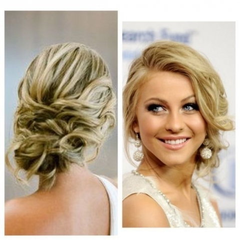 Beautiful Wedding Hair For Medium Length fg8