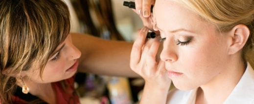 La's Best Wedding Hair And Makeup « Cbs Los Angeles In Beautiful Hair And Makeup For Wedding Cost Klp8