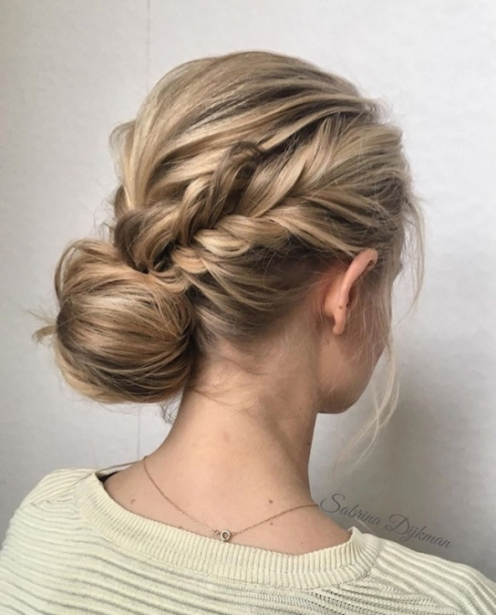 Low Set Updo - 2018 Wedding Hair Trends - Tania Maras | Bespoke for Inspirational Wedding Hair Up Do sf8